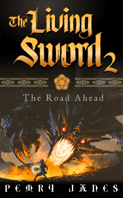 Living Sword 2 Road Ahead Cover