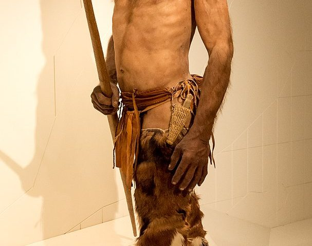 Otzi Reconstruction